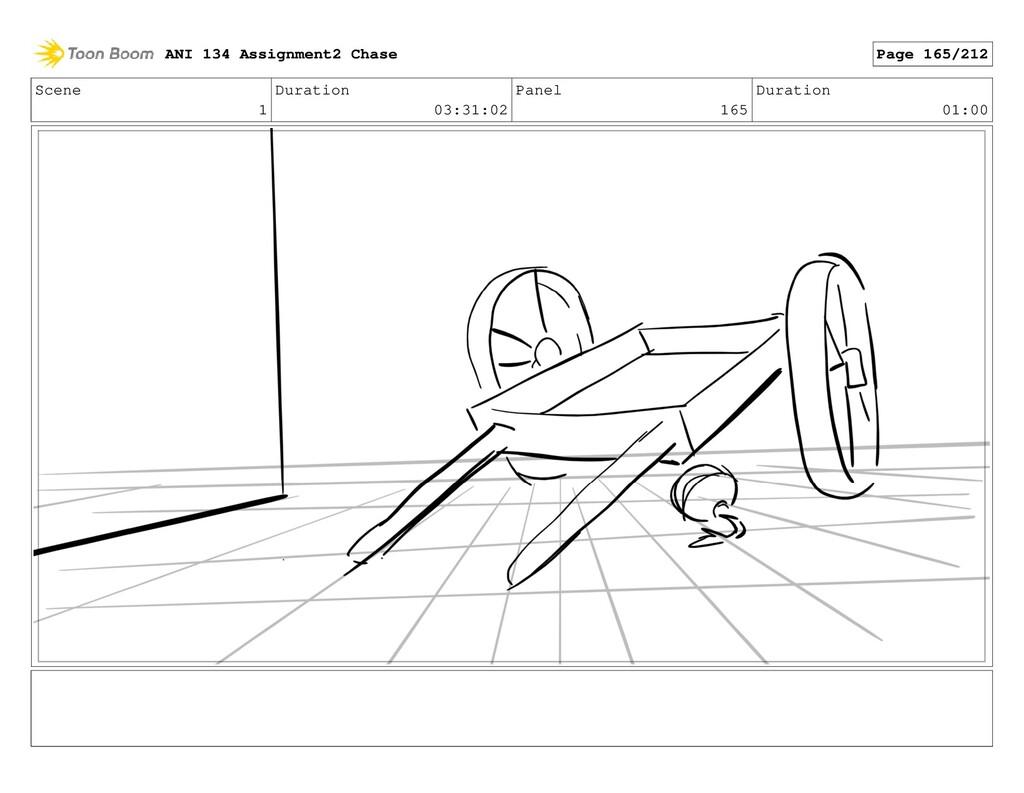 Scene 1 Duration 03:31:02 Panel 165 Duration 01...