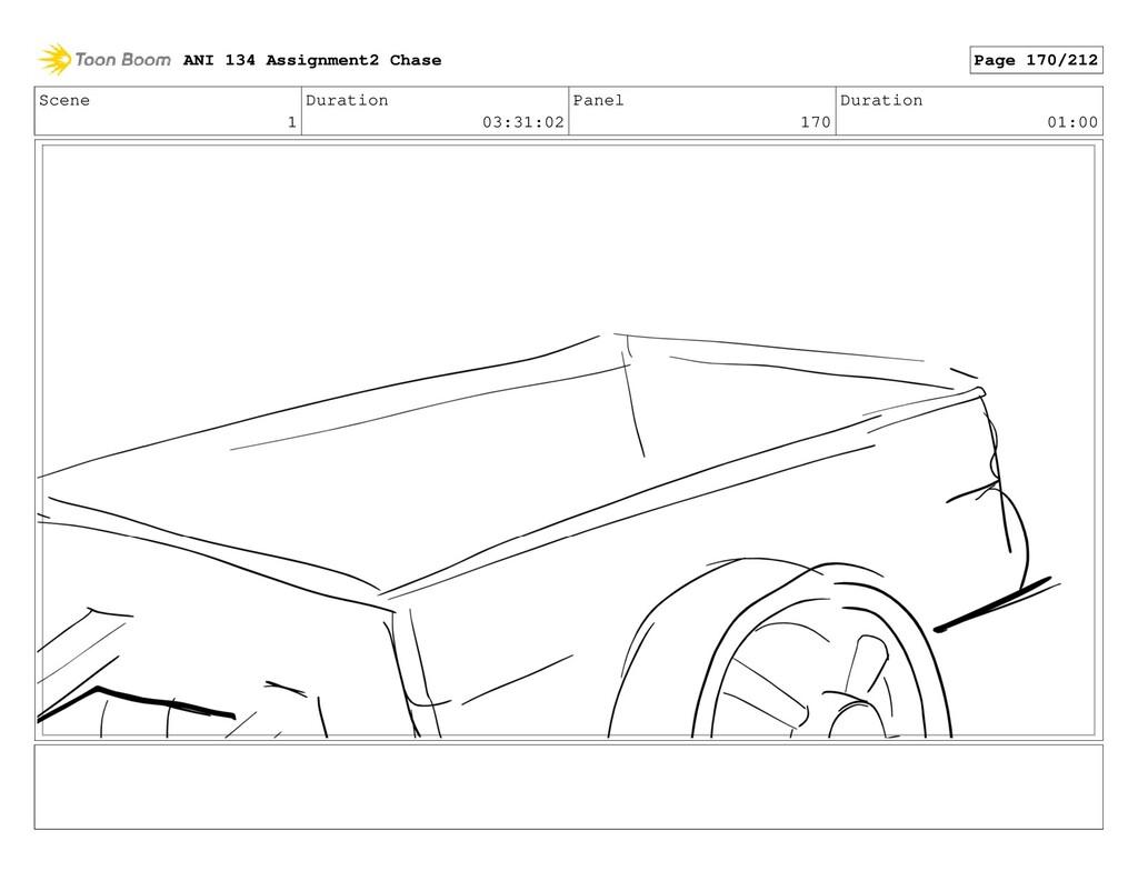 Scene 1 Duration 03:31:02 Panel 170 Duration 01...
