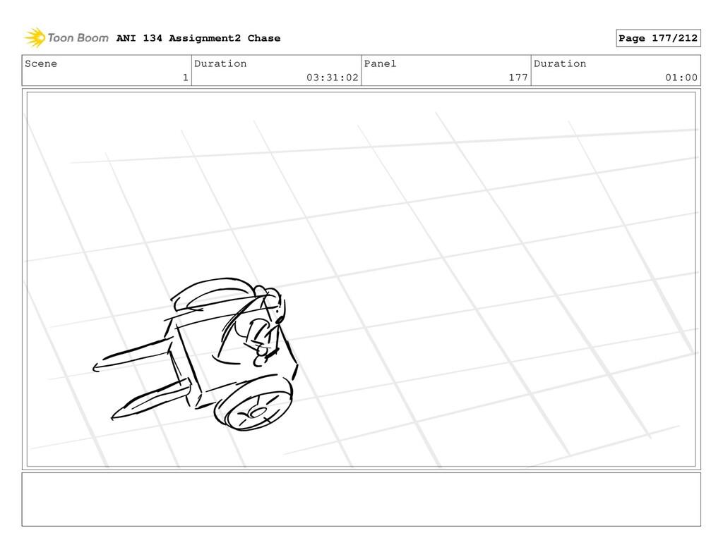 Scene 1 Duration 03:31:02 Panel 177 Duration 01...