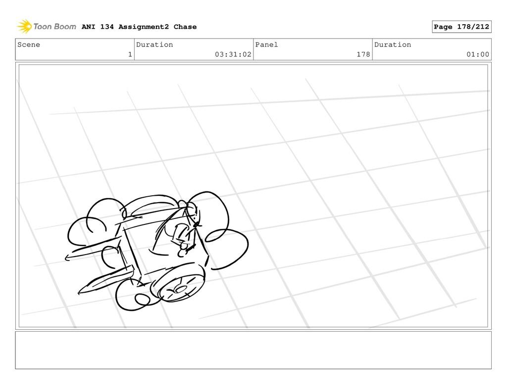 Scene 1 Duration 03:31:02 Panel 178 Duration 01...