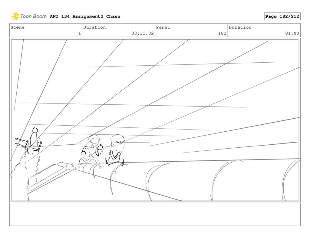 Scene 1 Duration 03:31:02 Panel 182 Duration 01...