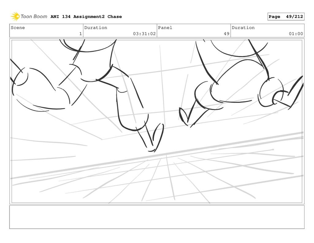 Scene 1 Duration 03:31:02 Panel 49 Duration 01:...