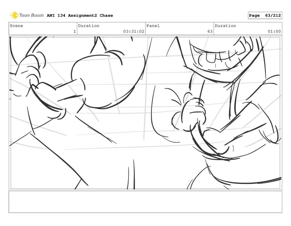 Scene 1 Duration 03:31:02 Panel 63 Duration 01:...