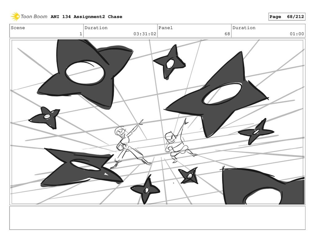 Scene 1 Duration 03:31:02 Panel 68 Duration 01:...