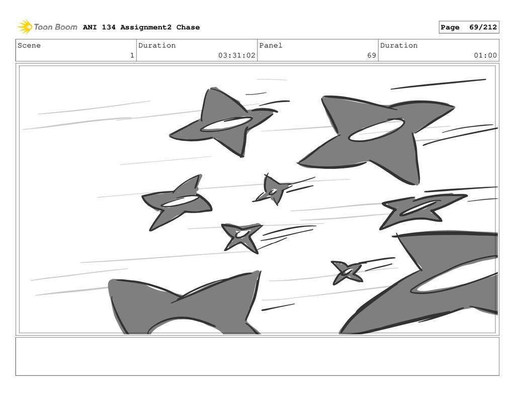Scene 1 Duration 03:31:02 Panel 69 Duration 01:...