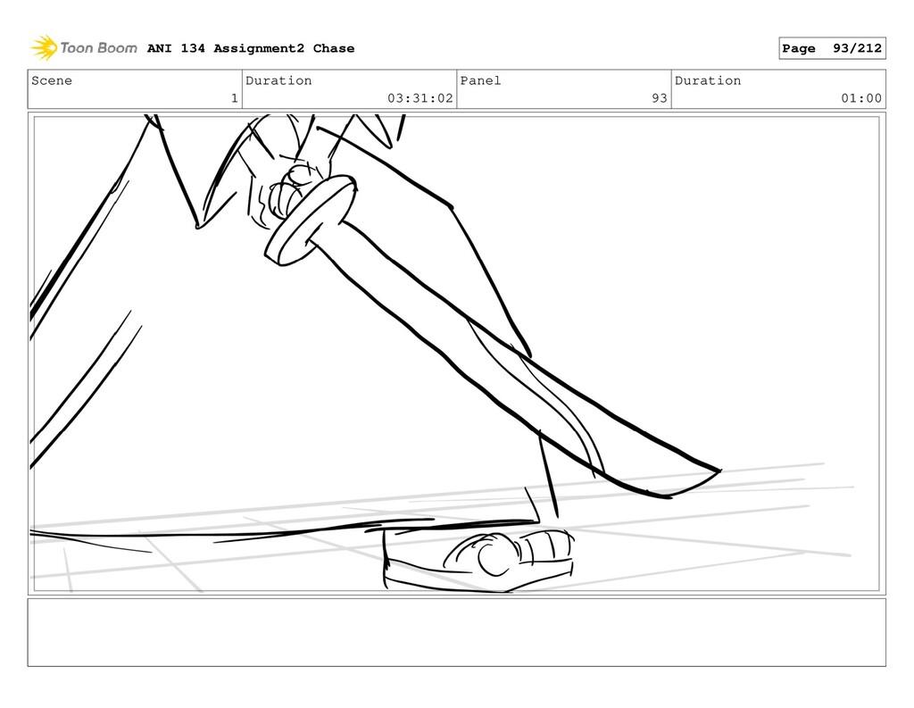 Scene 1 Duration 03:31:02 Panel 93 Duration 01:...