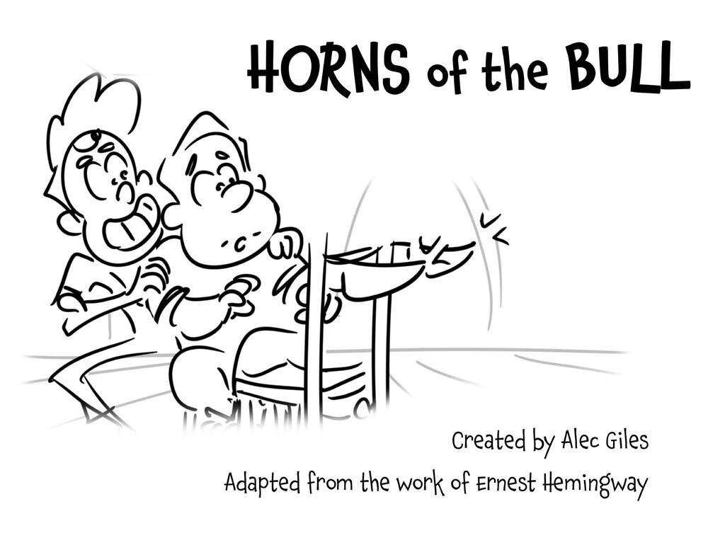Horns of the Bull V01