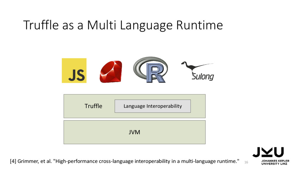 Truffle as a Multi Language Runtime [4] Grimmer...