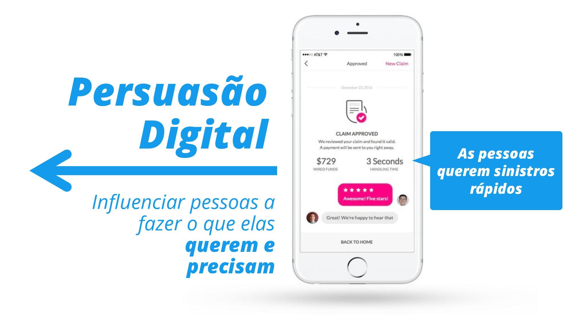 Persuasão Digital Influenciar pessoas a fazer o...