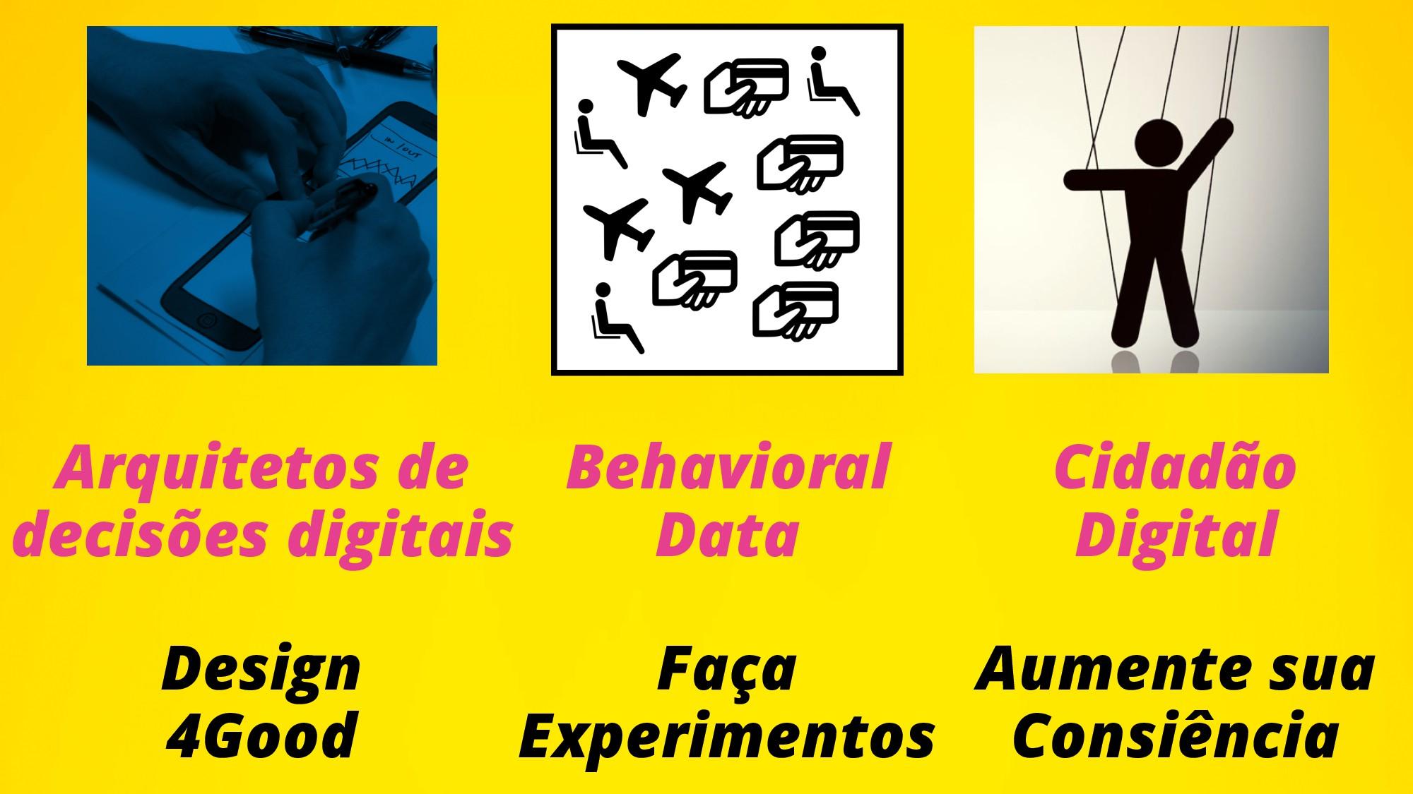 Arquitetos de decisões digitais Design 4Good B...