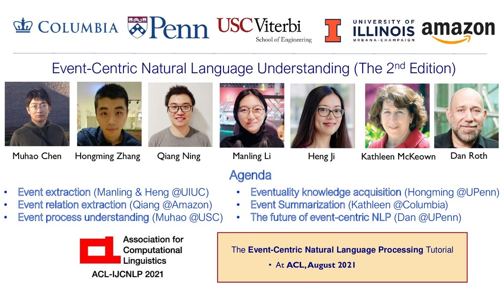 The Event-Centric Natural Language Processing T...