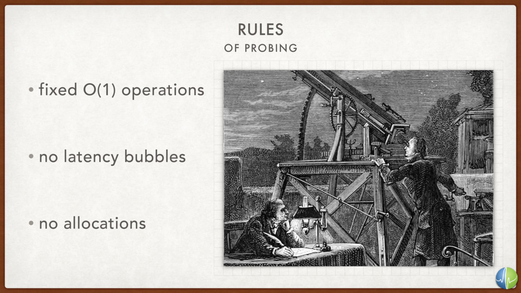OF PROBING RULES • fixed O(1) operations • no l...