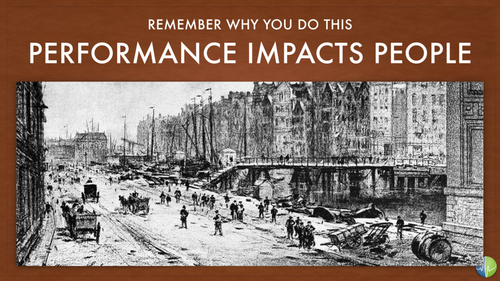 PERFORMANCE IMPACTS PEOPLE REMEMBER WHY YOU DO ...
