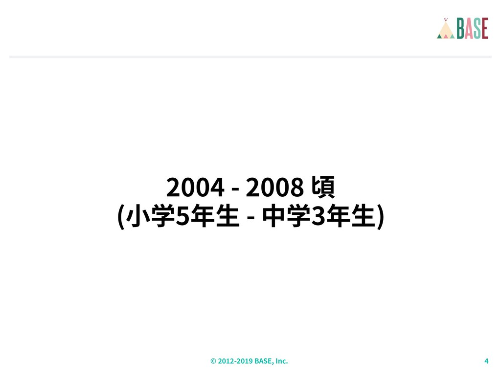© - BASE, Inc. 2004 - 2008 ( 5 - 3 )