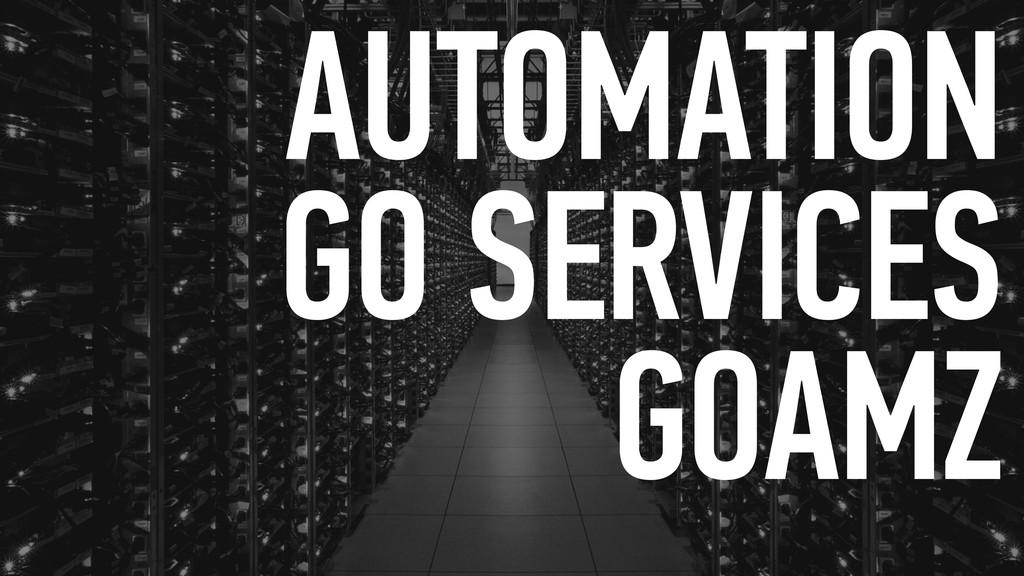 AUTOMATION GO SERVICES GOAMZ