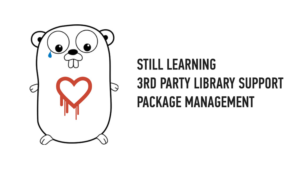 STILL LEARNING 3RD PARTY LIBRARY SUPPORT PACKAG...
