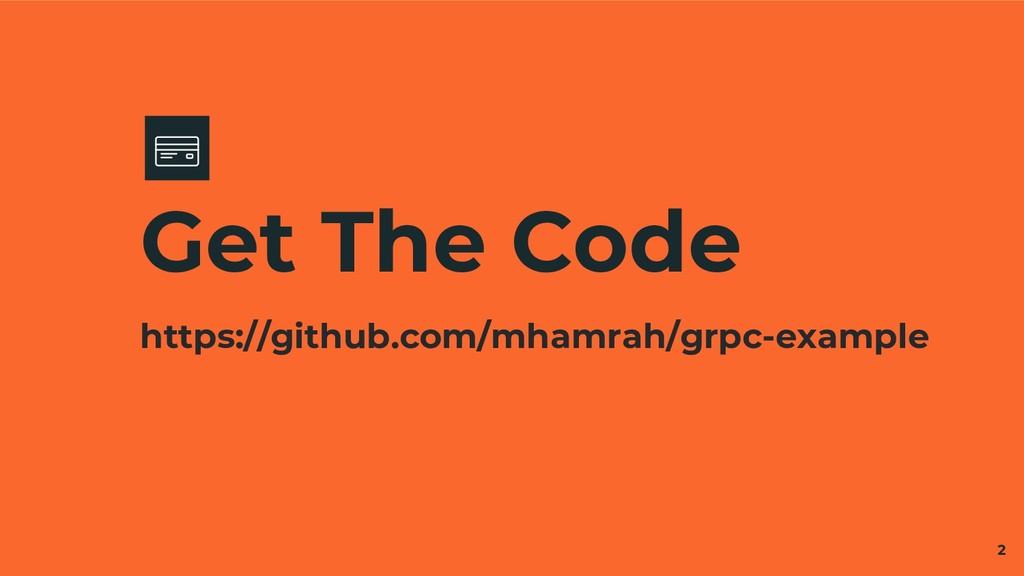 Get The Code 2 https://github.com/mhamrah/grpc-...