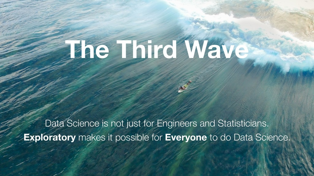 Data Science is not just for Engineers and Stat...