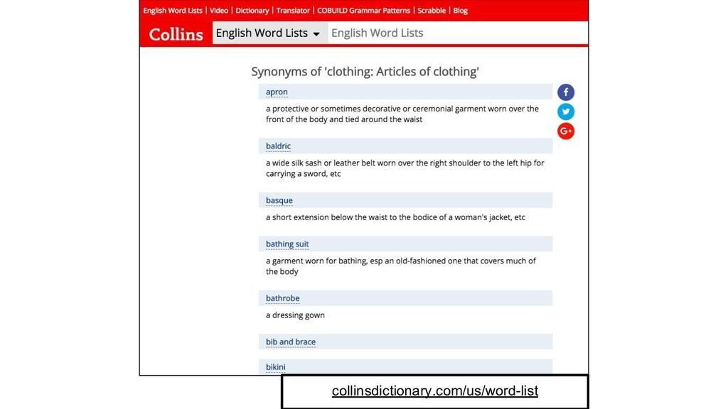 collinsdictionary.com/us/word-list
