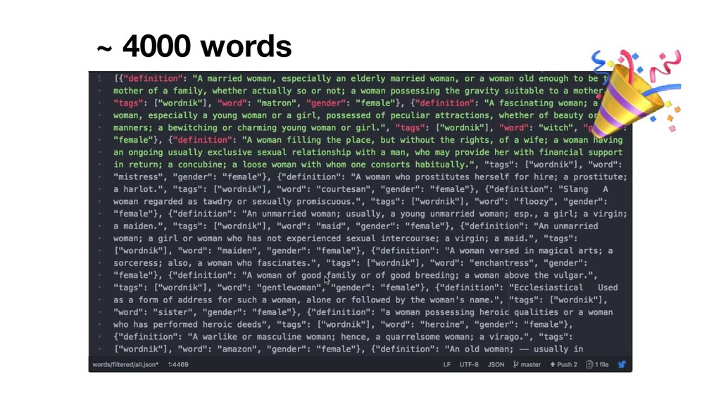 ~ 4000 words