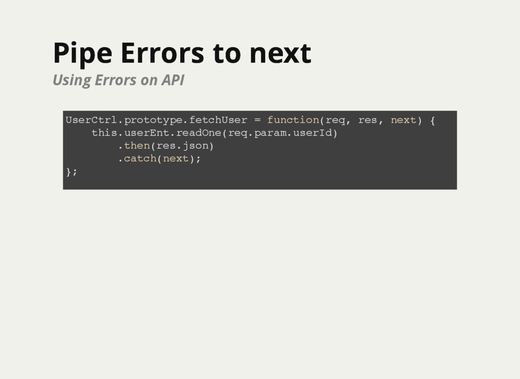 Pipe Errors to next Pipe Errors to next Using E...