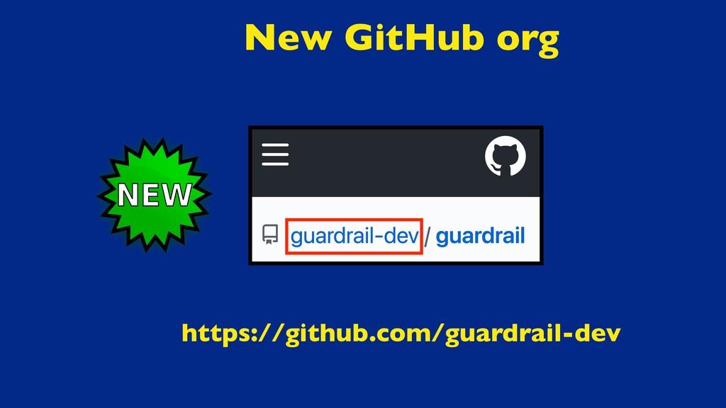 https://github.com/guardrail-dev New GitHub org