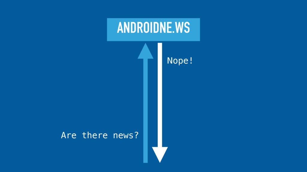 ANDROIDNE.WS Nope! Are there news?