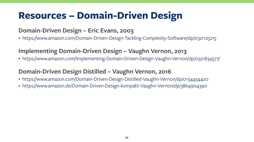 Resources – Domain-Driven Design Domain-Driven ...