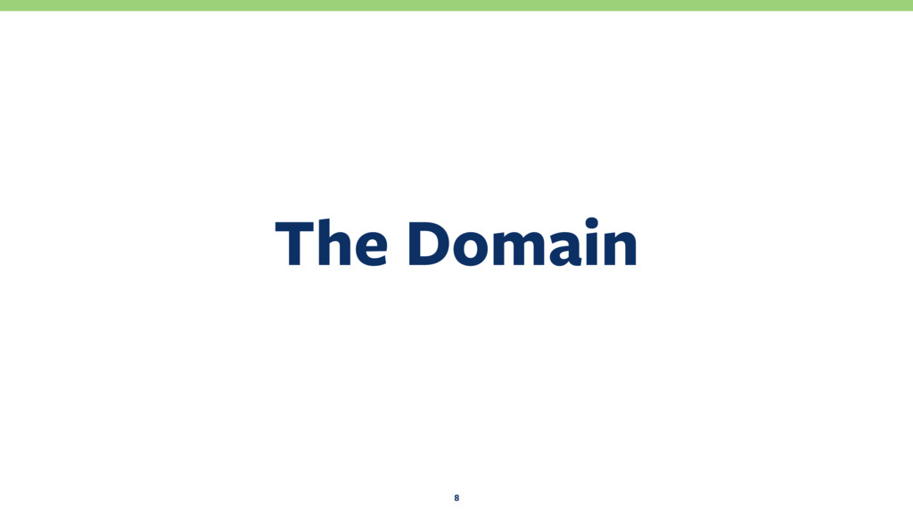 The Domain 8