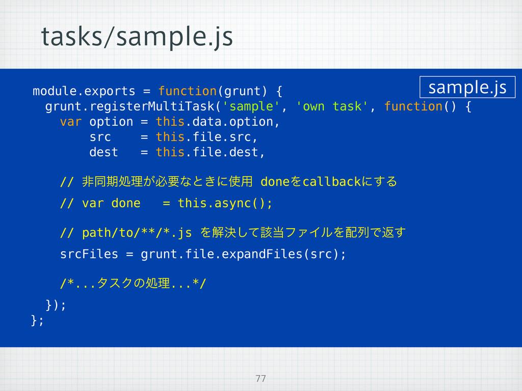 UBTLTTBNQMFKT module.exports = function(grunt...