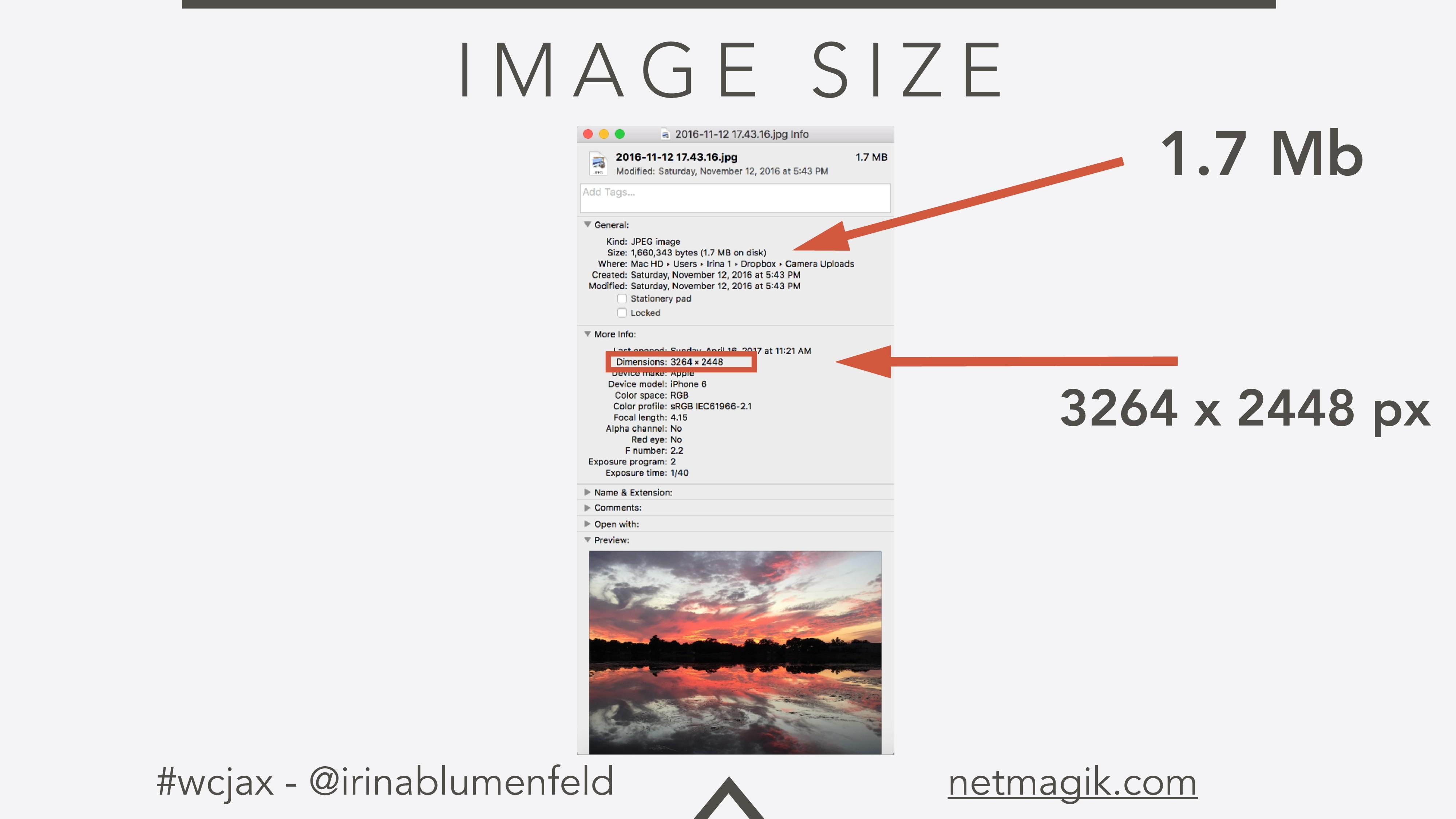 #wcjax - @irinablumenfeld netmagik.com I M A G ...
