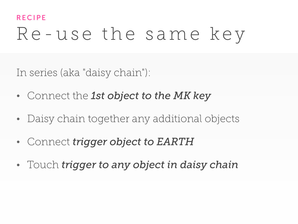 """In series (aka """"daisy chain""""): • Connect the 1s..."""