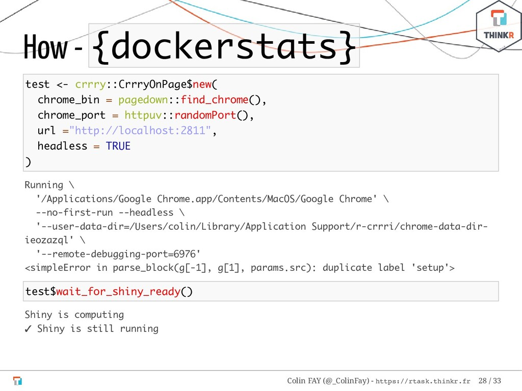 How - {dockerstats} test <- crrry::CrrryOnPage$...