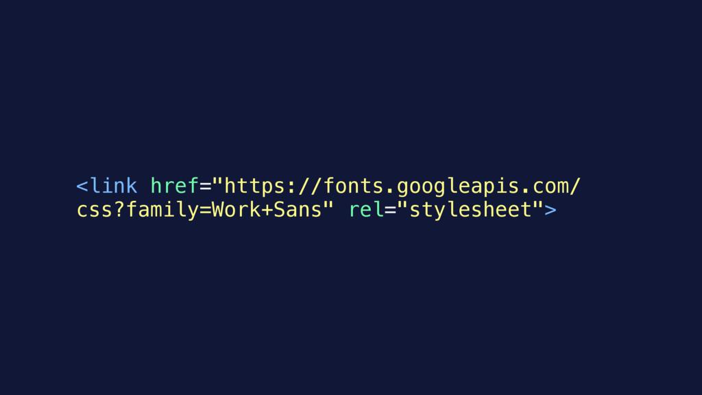 "<link href=""https://fonts.googleapis.com/ css?f..."