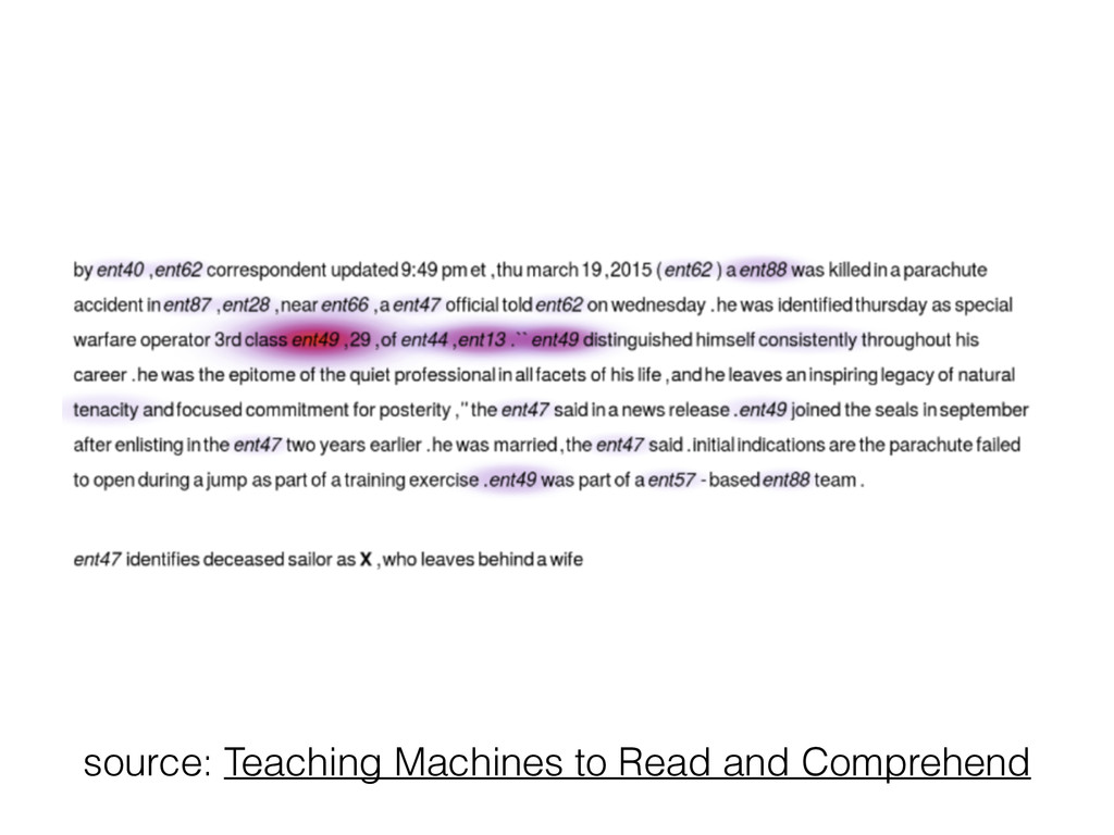 source: Teaching Machines to Read and Comprehend