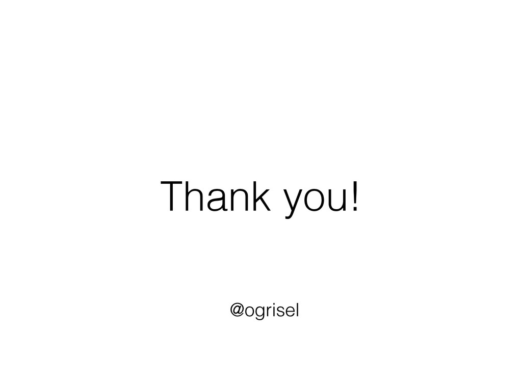 Thank you! @ogrisel