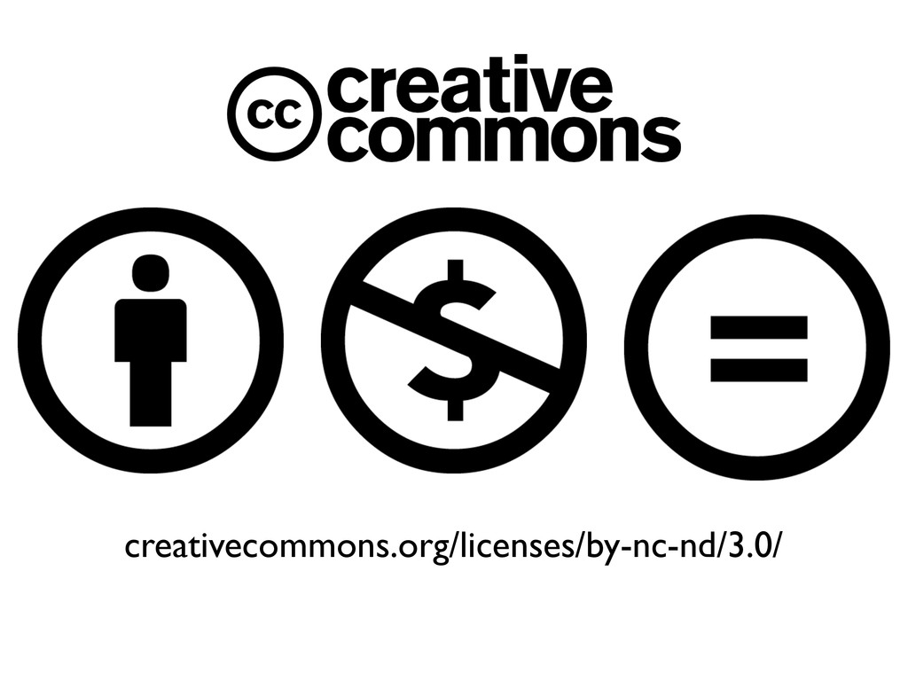 creativecommons.org/licenses/by-nc-nd/3.0/