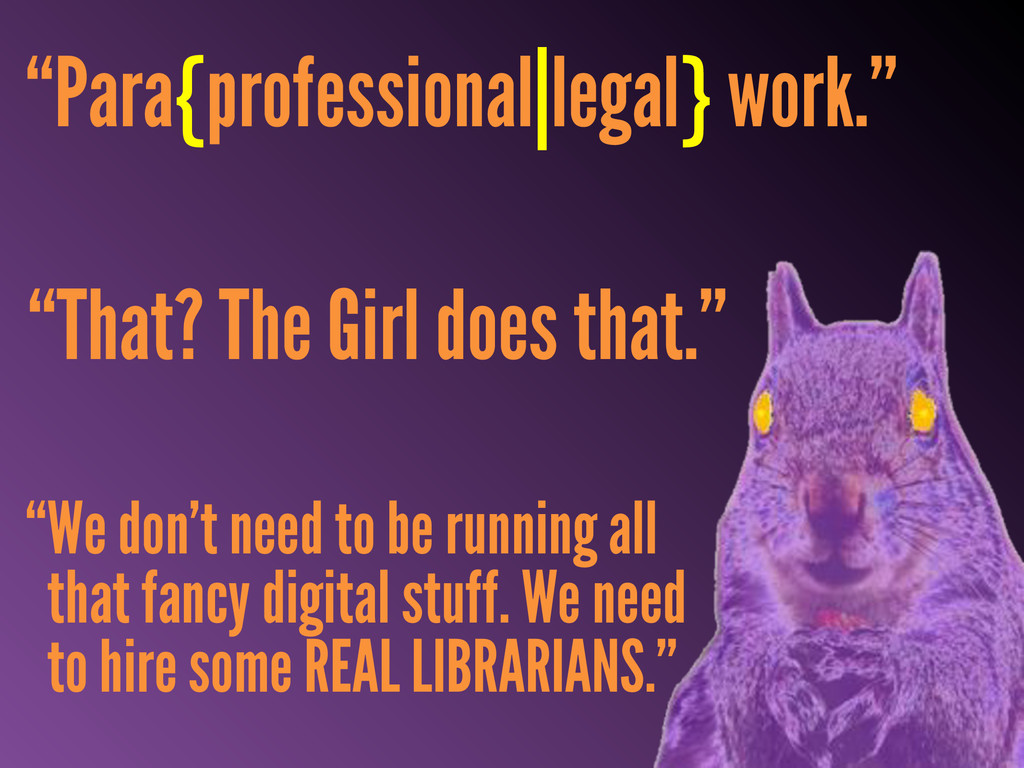 """Para{professional