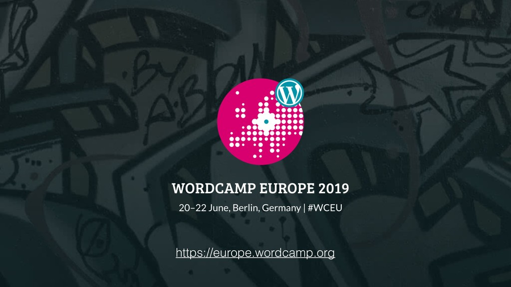 https://europe.wordcamp.org