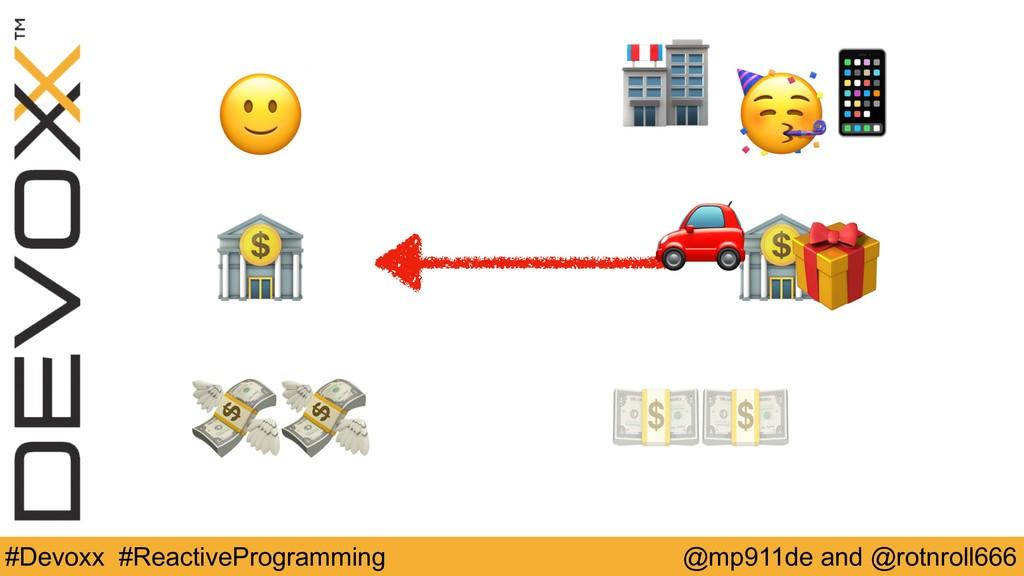 #Devoxx #ReactiveProgramming @mp911de and @rotn...