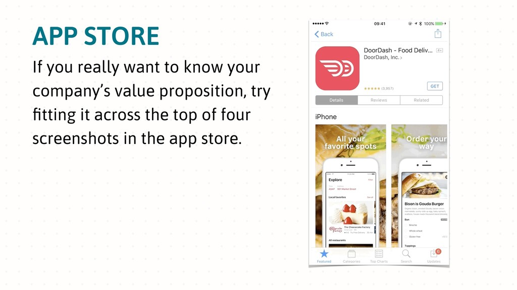 APP STORE If you really want to know your compa...