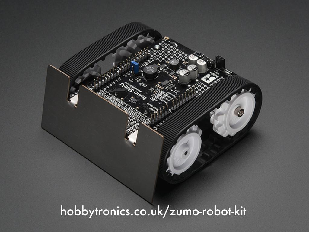 hobbytronics.co.uk/zumo-robot-kit