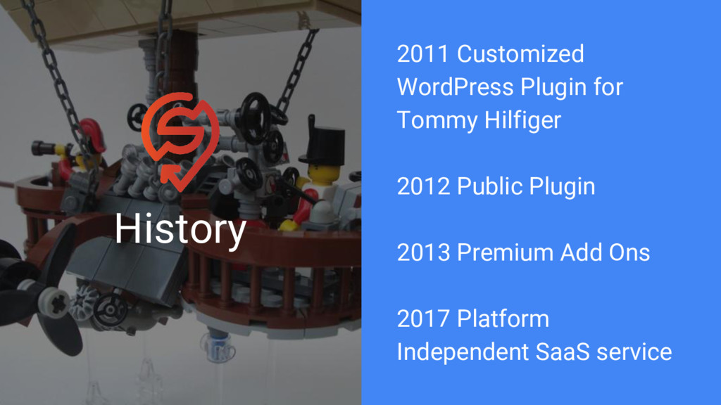 History 2011 Customized WordPress Plugin for To...