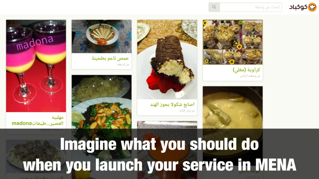 Imagine what you should do when you launch your...