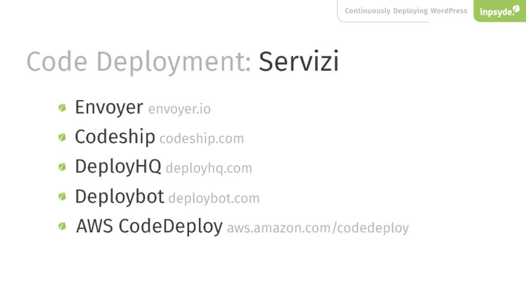 Continuously Deploying WordPress Code Deploymen...