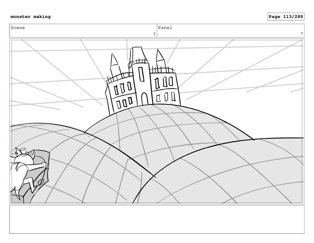 Scene 1 Panel 7 monster making Page 113/288