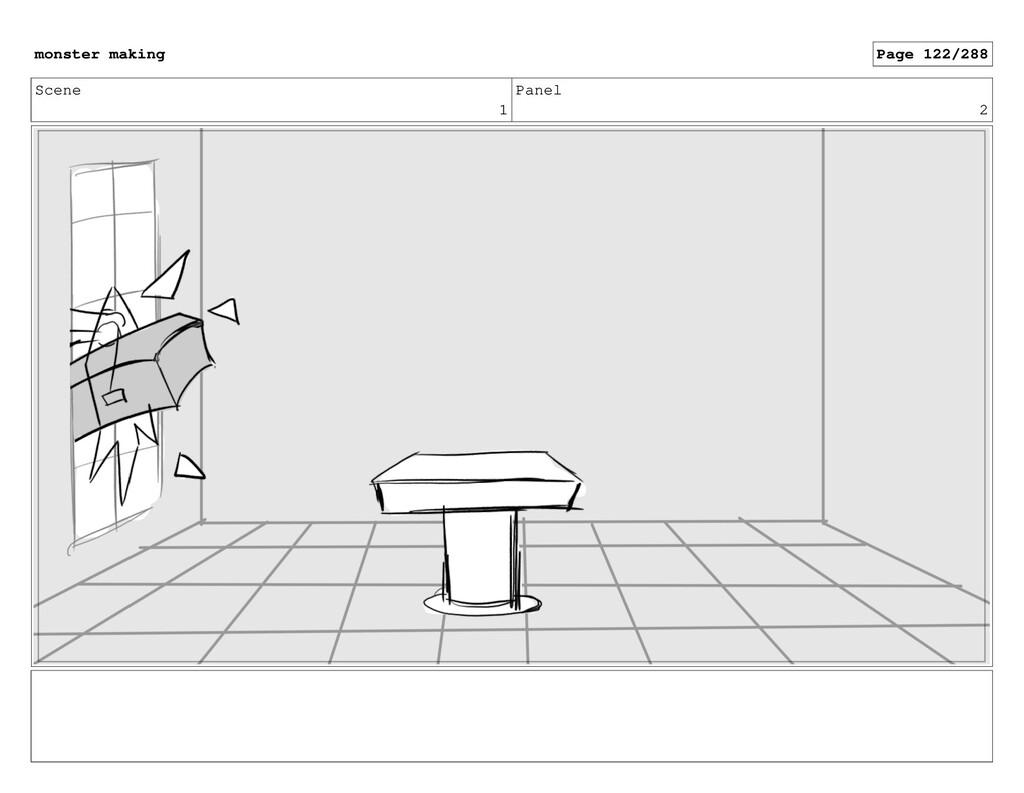 Scene 1 Panel 2 monster making Page 122/288