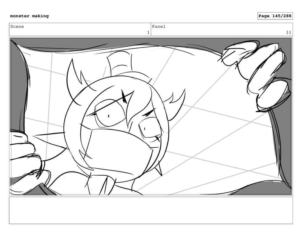 Scene 1 Panel 11 monster making Page 145/288