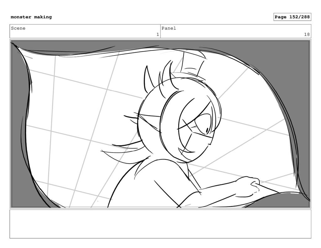 Scene 1 Panel 18 monster making Page 152/288