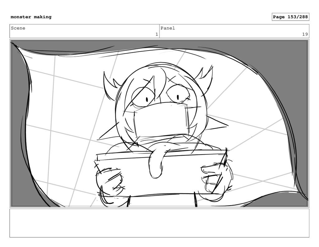 Scene 1 Panel 19 monster making Page 153/288